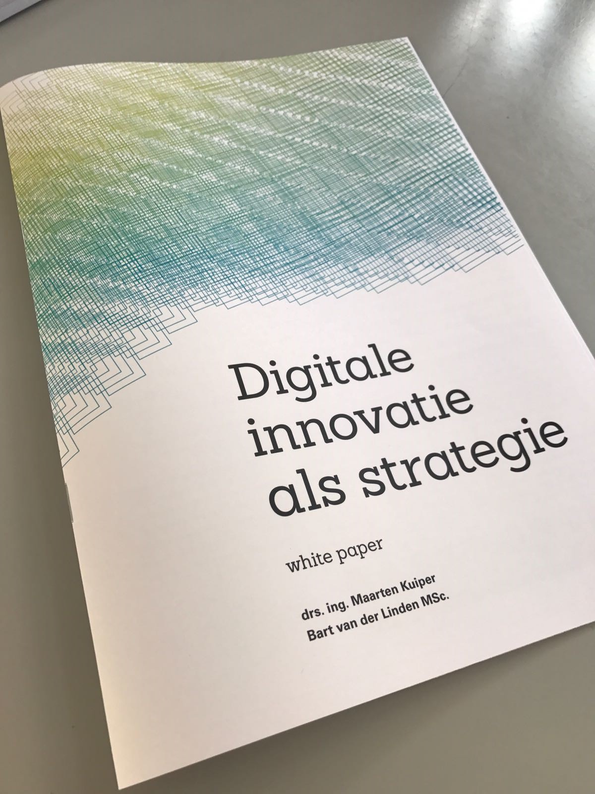 White Paper Digitale Innovatie als Strategie